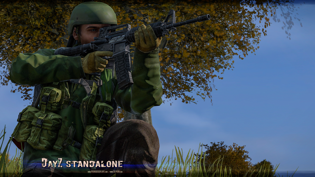 DayZ Standalone With Friends ACTION 25-06-2016