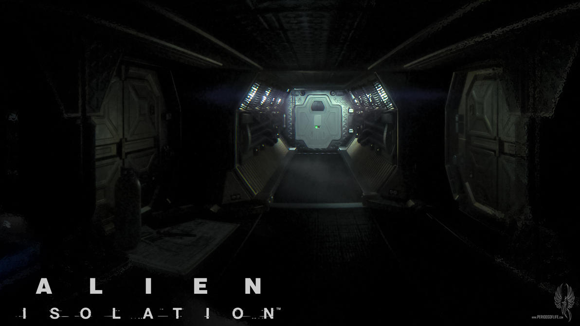 Alien Isolation 100 by PeriodsofLife