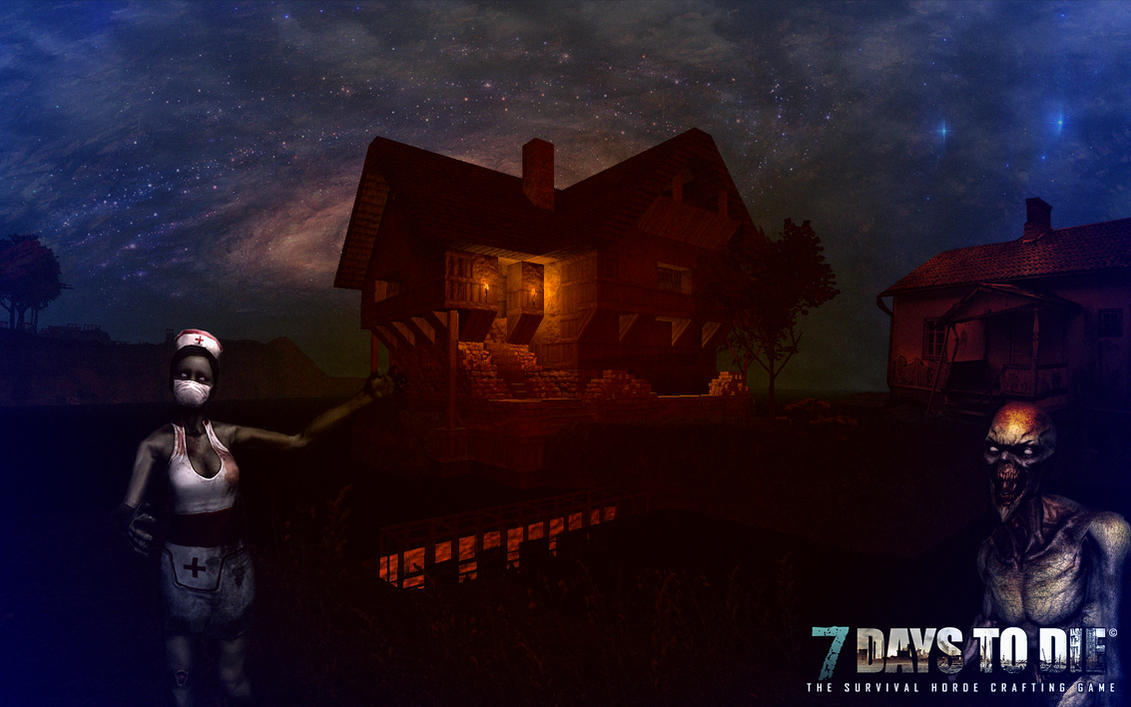 7DaystoDie Wall 11 by PeriodsofLife