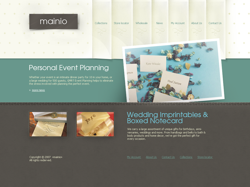 Mainio - version 2 by art-designer