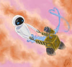 Wall-E: It Only Takes A Moment