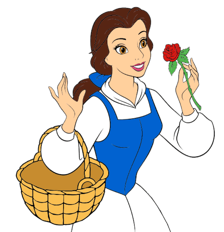 disney princess belle by princess wilda on deviantart rh princess wilda deviantart com clip art bell pepper clip art bells