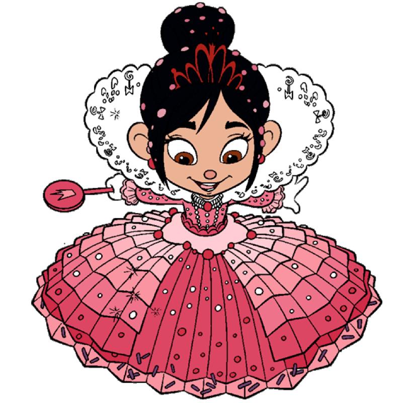 Disney Princess Vanellope by Princess-Wilda on DeviantArt