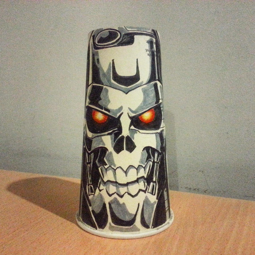 Terminator  T-1000 by direnayhan