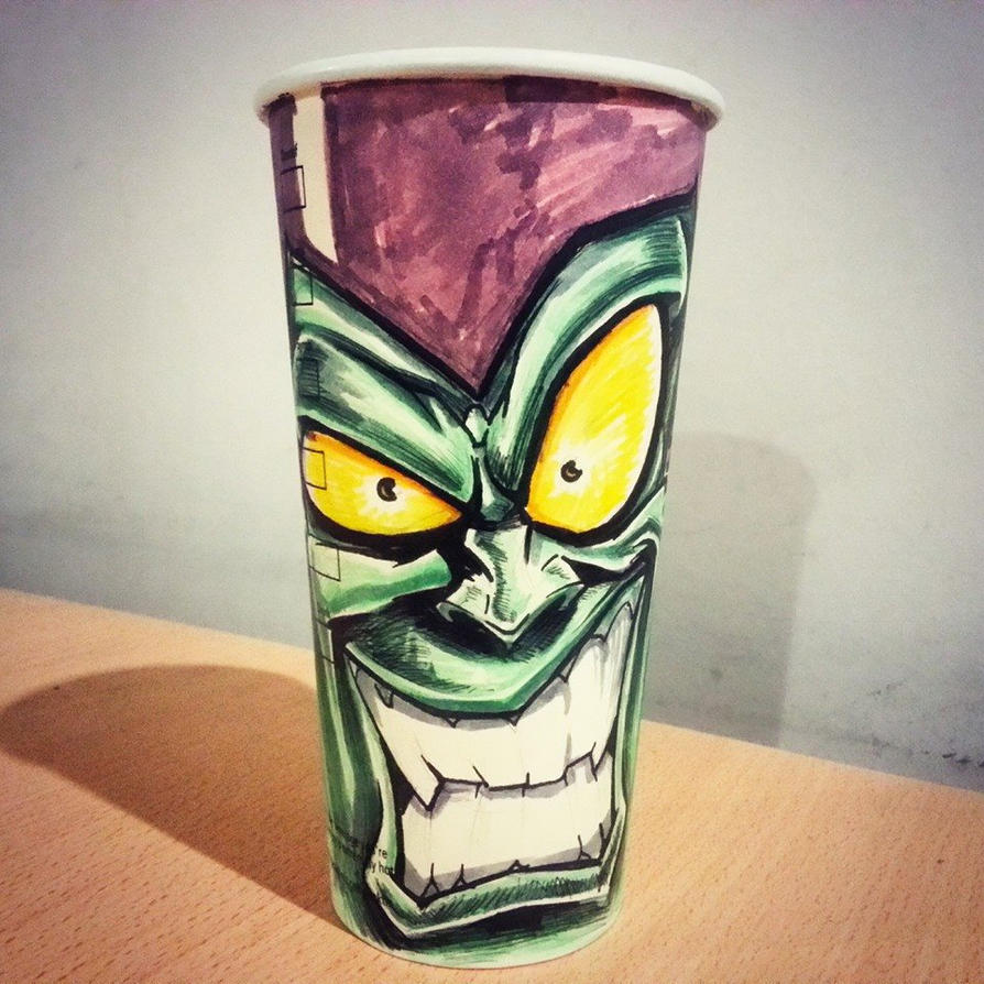 Green Goblin by direnayhan