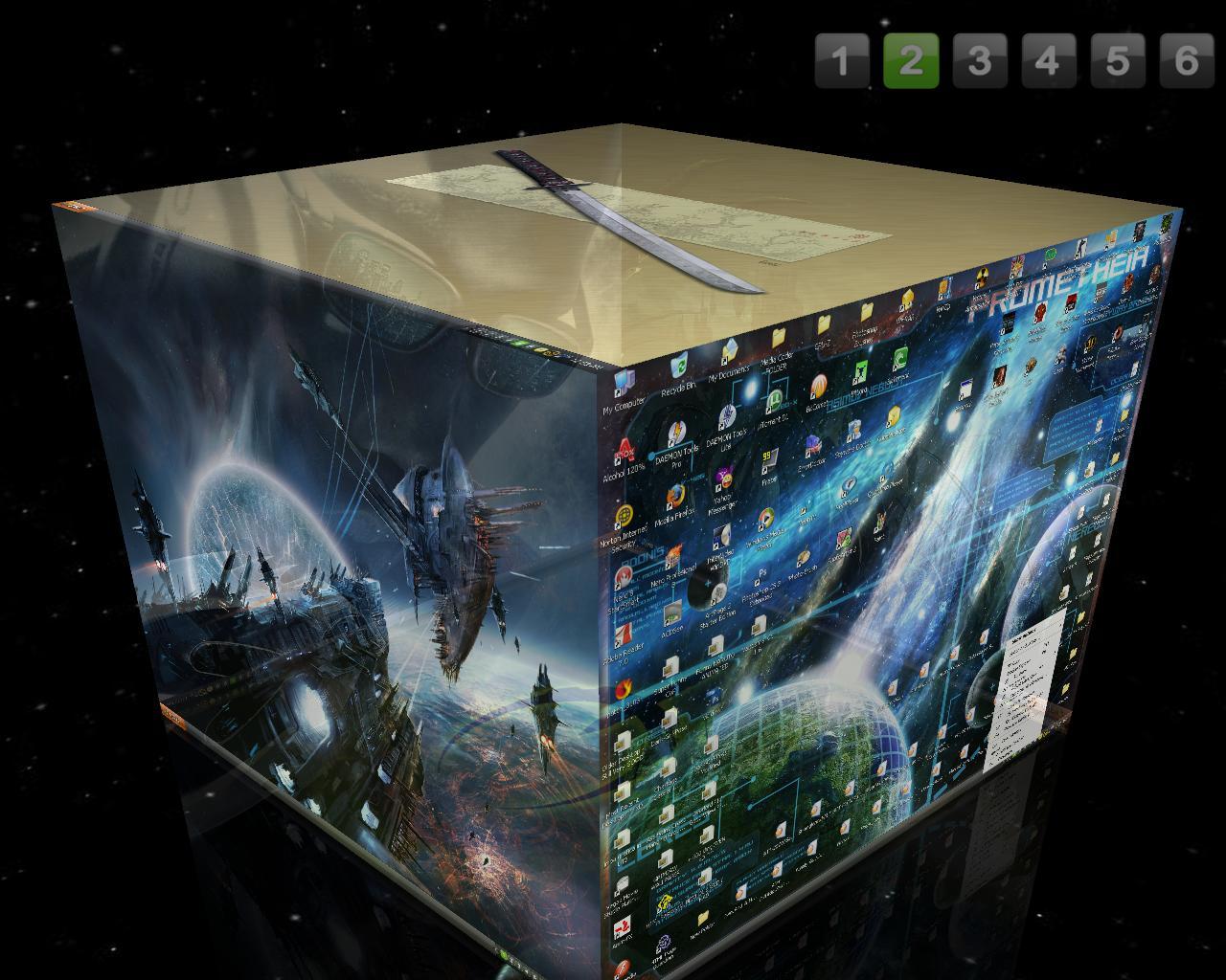 cube computer wallpapers desktop - photo #42