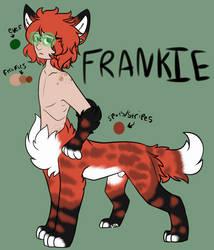 Frankie ref by N00dl3C4t