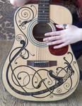 guitar urnes style