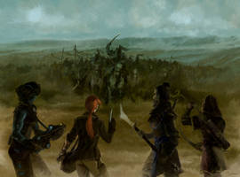 Barbarian Borderlands