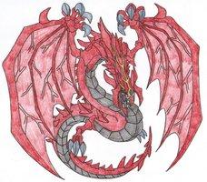 dragon by Q-SWAG