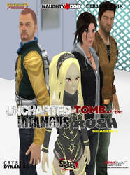 Uncharted: Tomb of the inFAMOUS Rush (Season: 1) by NoobieCYPRESS