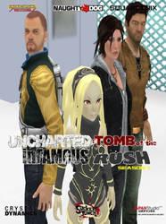 Uncharted: Tomb of the inFAMOUS Rush (Season: 1)