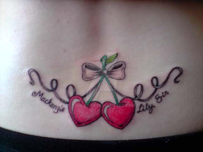 My First Tattoo by Toni-Star