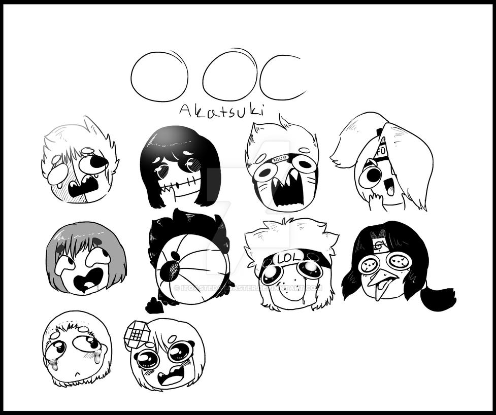 OOCtsuki by IToastedAToaster