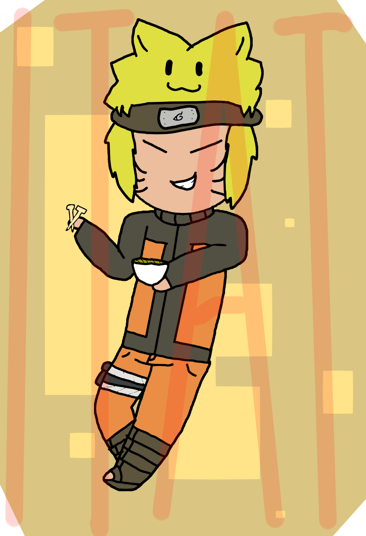 Naruto  by IToastedAToaster