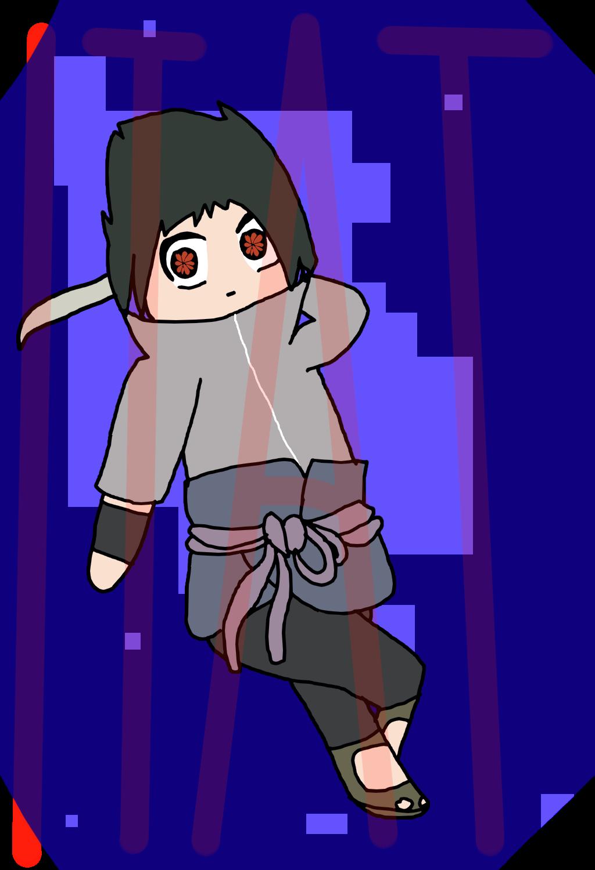 Sasuke by IToastedAToaster