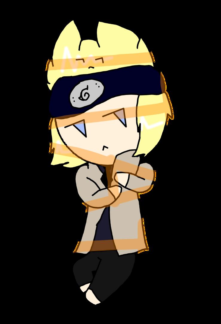 Agent Naruto by IToastedAToaster