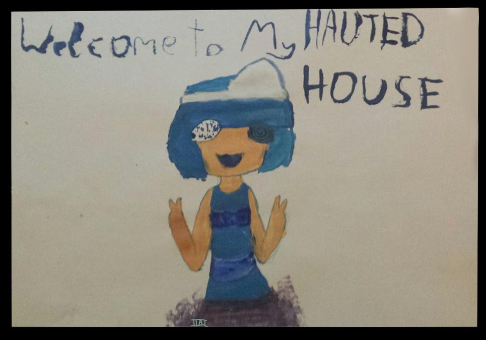 Haunted House by IToastedAToaster