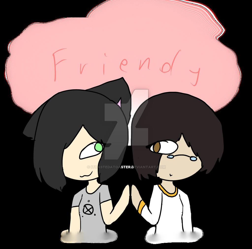 Friends :3 by IToastedAToaster