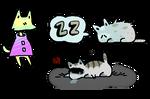 CHEAP Cat Adopties #3 ::CLOSED:: by IToastedAToaster