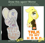 Draw This Again Meme by IToastedAToaster