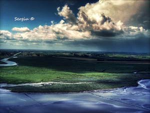 The land of happiness-HDR