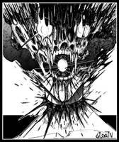 explosion by giloshin