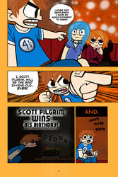 Page 9 in colour [Scott Pilgrim Vol 5] by Pro-Ice