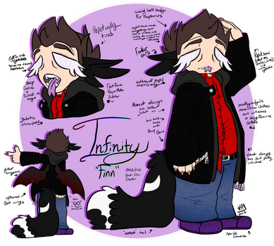 Infinty reference sheet by Maybe-Avery