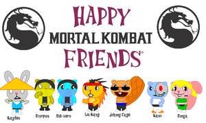 HTF - Happy Mortal Kombat Friends