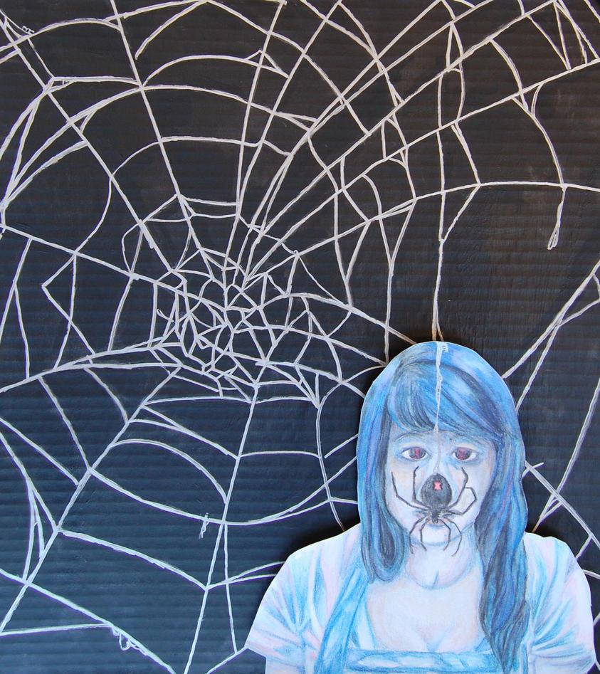 Arachnophobia by oashisu