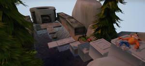 Crash Bandicoot HD- Hang Eight update1 by LavelleBears
