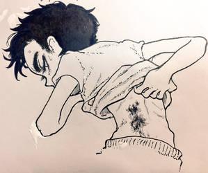 Injure by mametake
