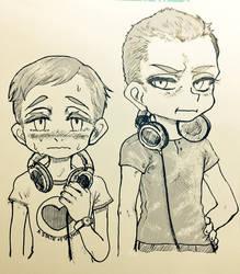 DJ by mametake