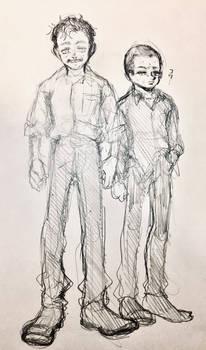Nacho and Lalo