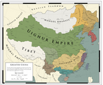 Greater China - 1620: The Uighur Triumph