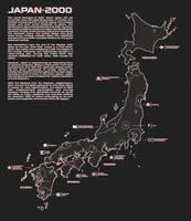 JAPAN-2000 - Post-Apocalyptic/Cyberpunk Series by ShahAbbas1571