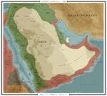 Arabian Peninsula - 1900