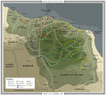 Warring Libya - The Great March of Tripolitania