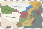 Islamic China - Before the Uyghur Conquest (1609)