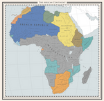 Kaiserreich - The African Continent