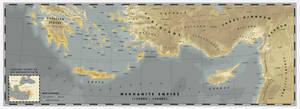 SCP - Mekhanite Empire (1200 - 1000 BCE)