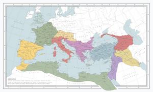 [Nova Aetas] Roman Empire - Pax Aureliana