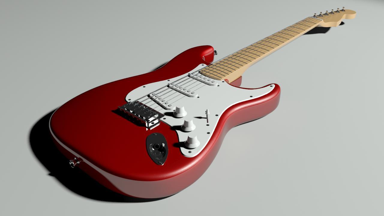 guitar fender stratocaster music - photo #35