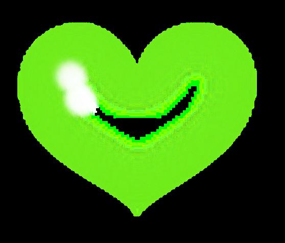 GreenHeart.png By StylishPurpleGirl14 On DeviantArt