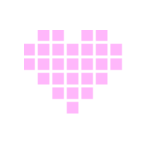 Pixel Heart by StylishPurpleGirl14 on DeviantArt