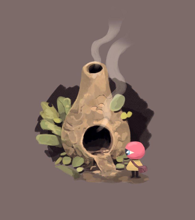 Tiny Echo hut by IndianaJonas