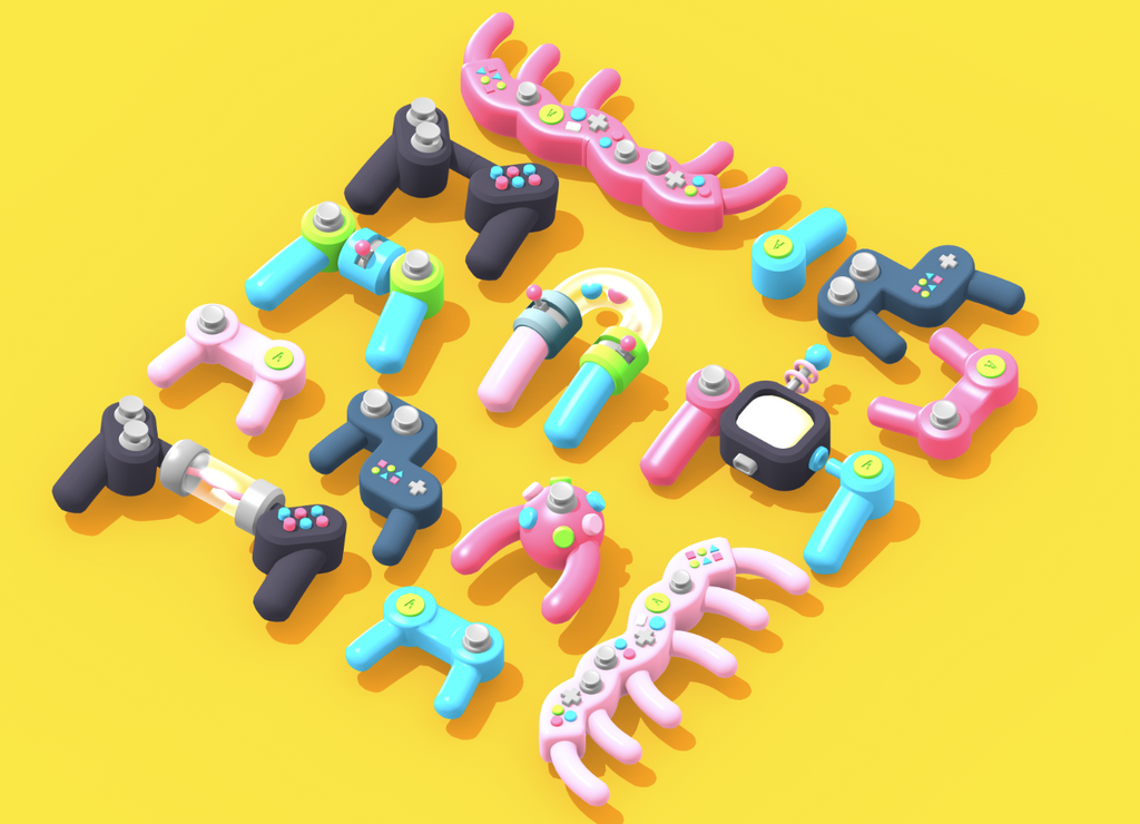 Ordinary Controllers by IndianaJonas