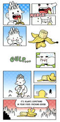 Fricking banana! by IndianaJonas