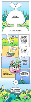 walk on plants by IndianaJonas